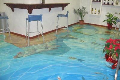 pavimenti tridimensionali